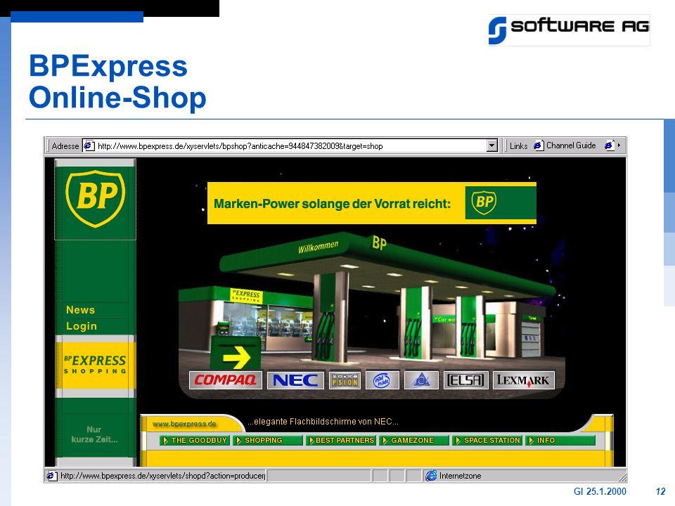 12GI 25.1.2000 BPExpress Online-Shop