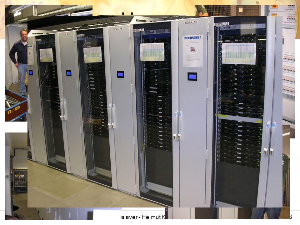 Umzug 28.10.2008IT-Palaver - Helmut Kreiser / IT 18