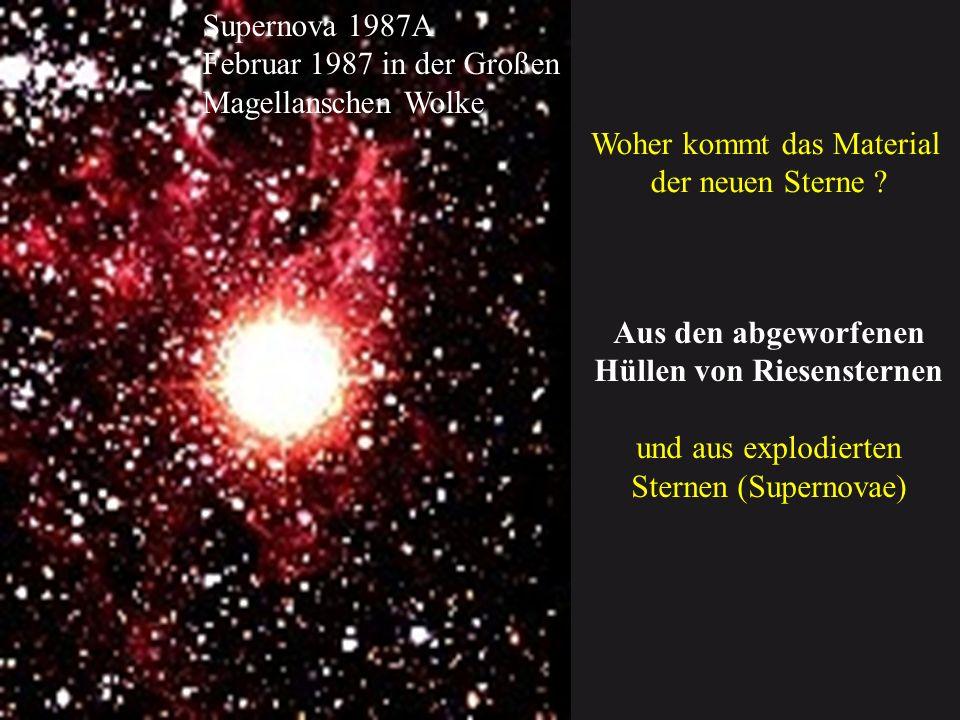 Im Innern der ersten Sterne beginnt viele hundert Millionen Jahre nach dem Anfang der zweite Anlauf für die Bildung der Elemente