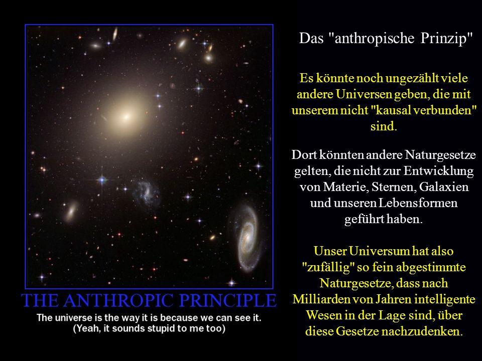 Wir sind aus Sternenstaub gemacht...das wissen wir aber erst seit 50 Jahren* * E.M.