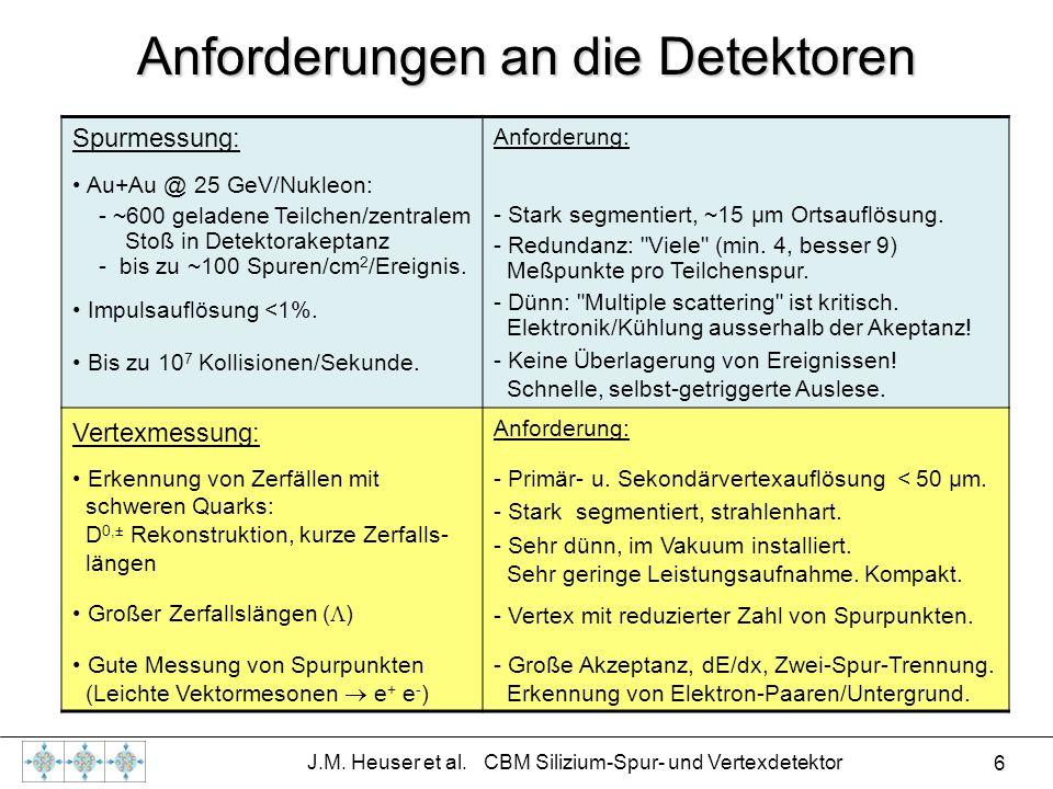 17 J.M.Heuser et al.