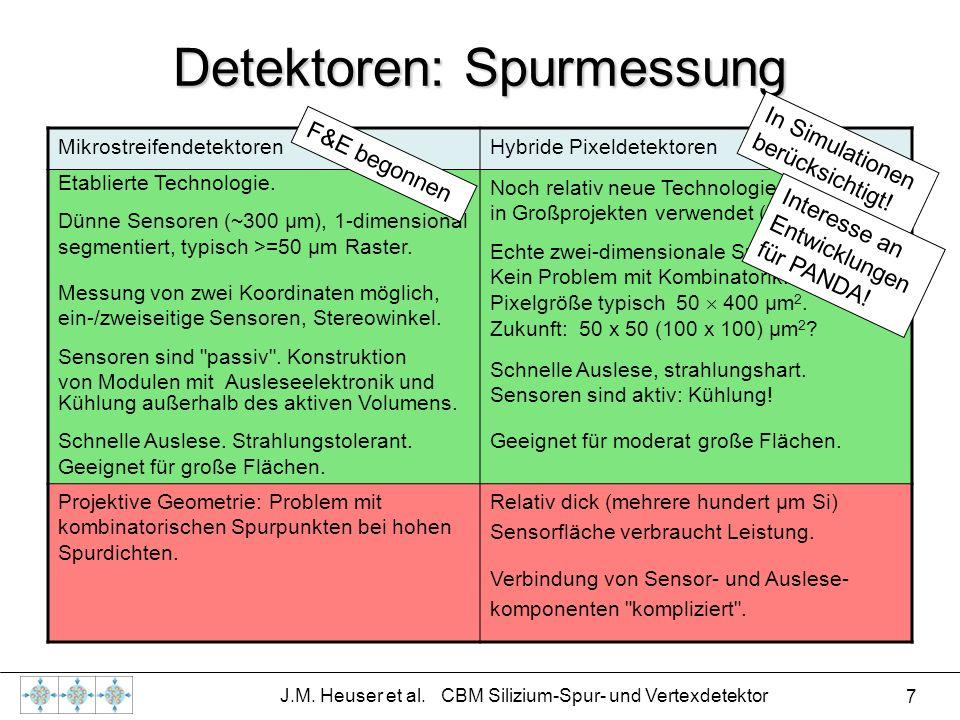 8 J.M.Heuser et al.