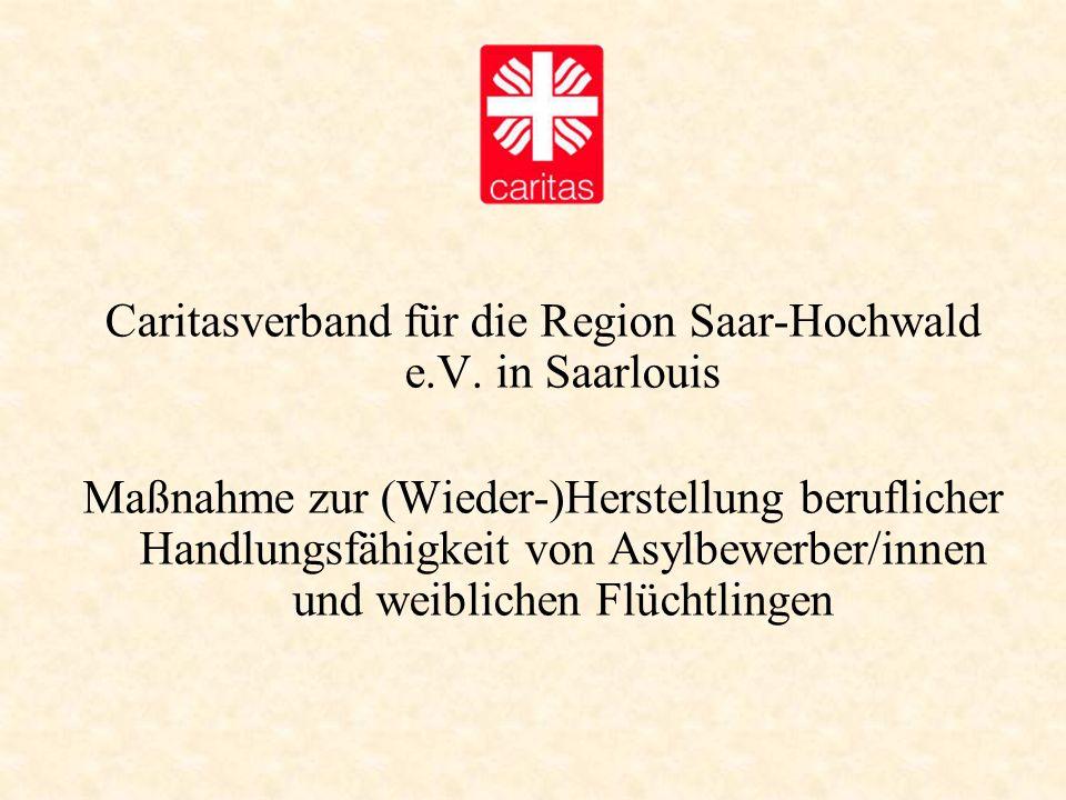 Caritasverband für die Region Saar-Hochwald e.V.