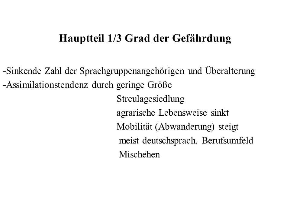 Hauptteil 2/1 Polit.Situation/Initiativen Wissensch.
