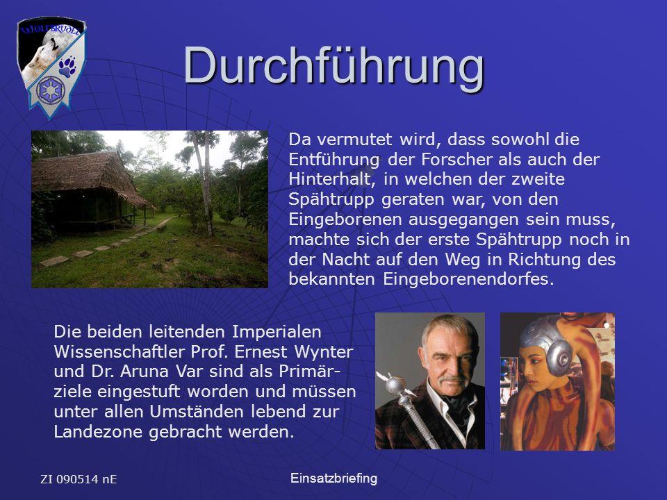 ZI 090514 nE Einsatzbriefing Einsatzgebiet Typ: Waldplanet.