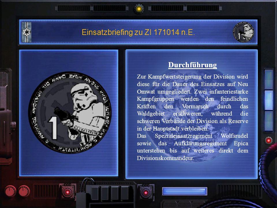 Einsatzbriefing zu ZI 171014 n.E.