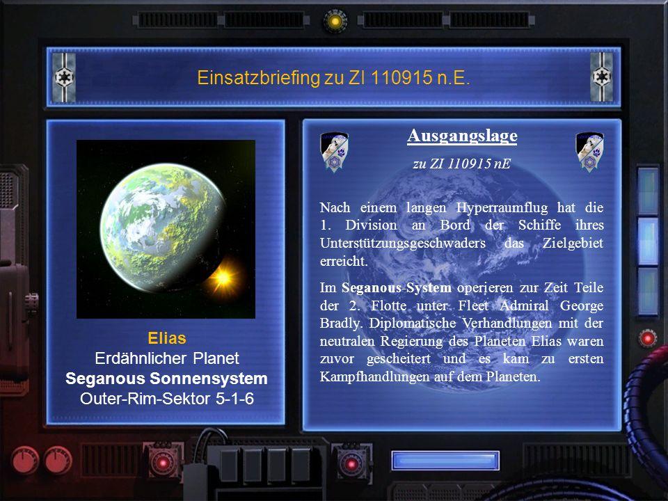 Einsatzbriefing zu ZI 110915 n.E.2. Flotte 1.Jagdgeschwader 161.