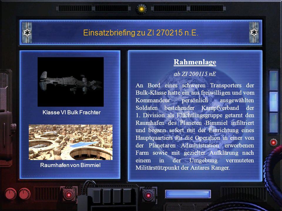 Einsatzbriefing zu ZI 270215 n.E.
