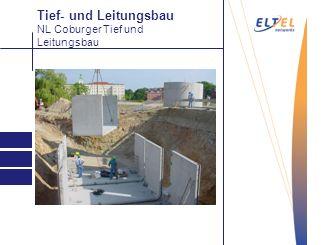 Abtragen Vakuum- Saugstrahlen Tief- und Leitungsbau NL Coburger Tief und Leitungsbau