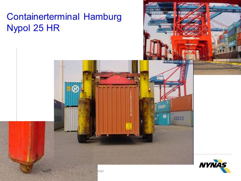 Dr.-Ing. Ingo Nösler, Dipl.-Ing Derk Goos - Nynas Bitumen VSVI Seminar - Friedberg/Hessen 2721.Januar 2009 Containerterminal Hamburg Nypol 25 HR