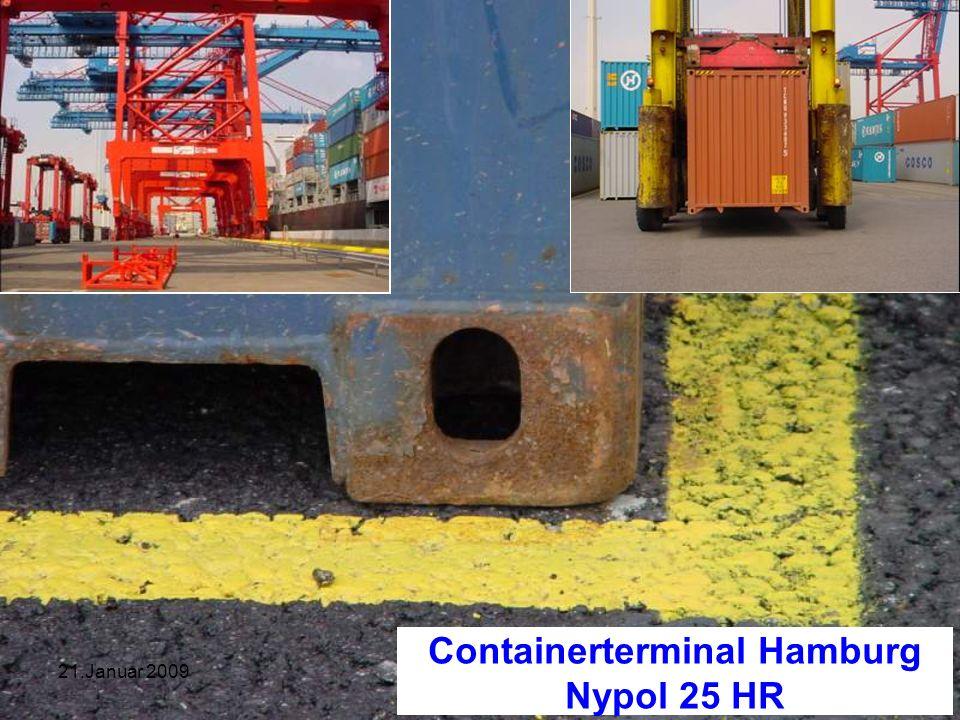 21.Januar 200928 Containerterminal Hamburg Nypol 25 HR