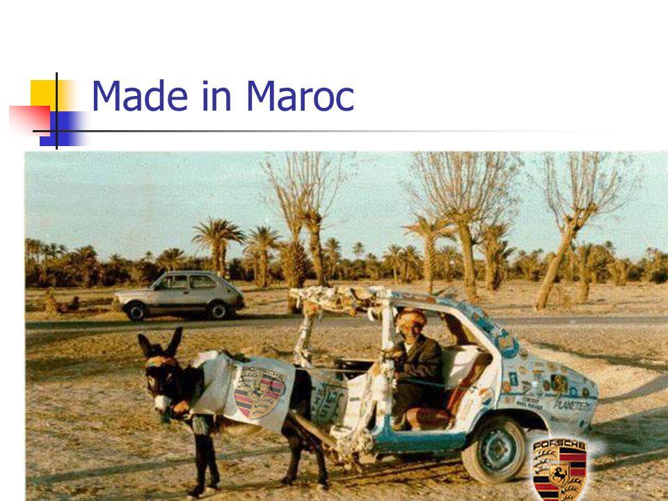 Made in Maroc