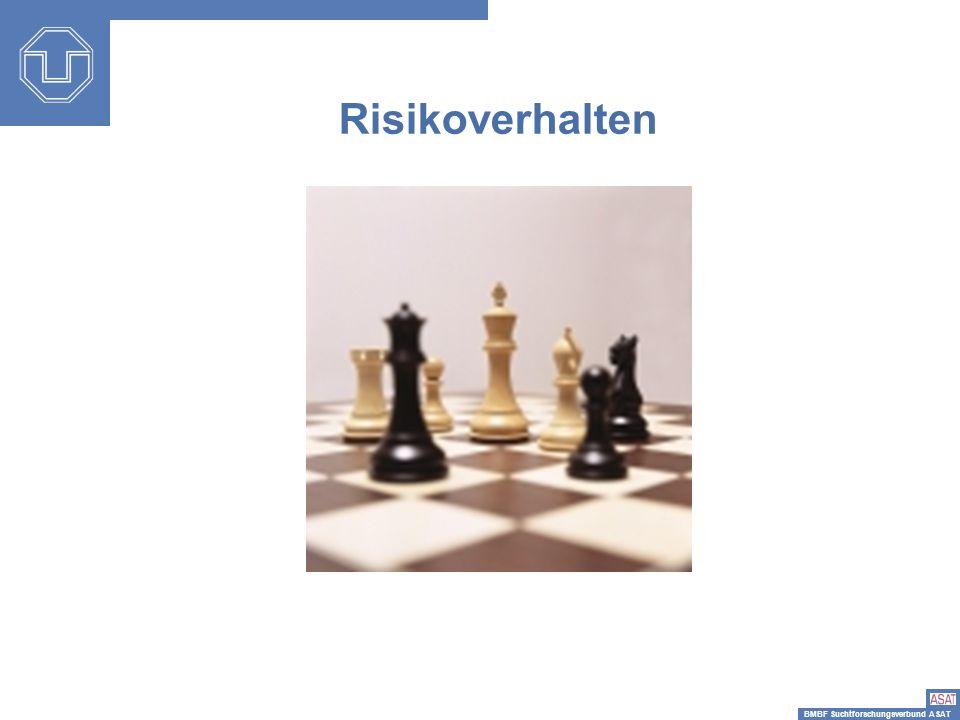 BMBF Suchtforschungsverbund ASAT Risikoverhalten