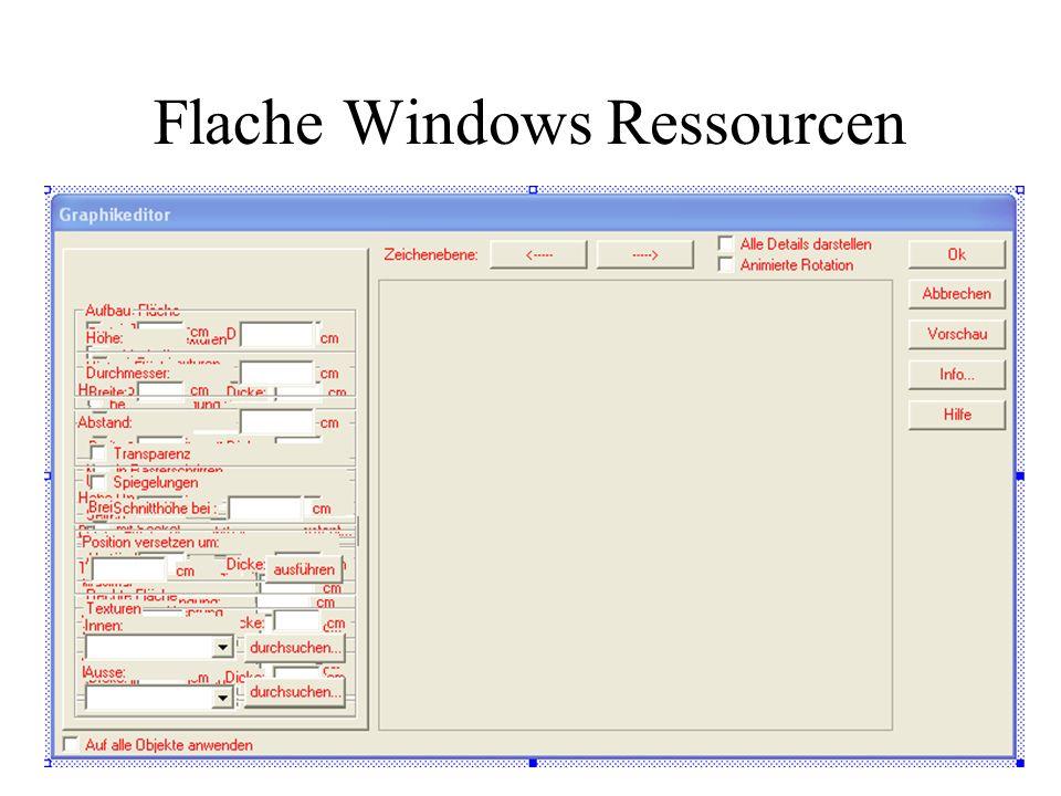 Platzhalter, Escape-Sequenzen, Tags I IDD_ABOUTBOX DIALOG DISCARDABLE 0, 0, 235, 55 STYLE DS_MODALFRAME | WS_POPUP | WS_CAPTION | WS_SYSMENU CAPTION Meyer && Söhne FONT 8, MS Sans Serif BEGIN ICON IDR_MAINFRAME, IDC_STATIC, 11,17,20,20 LTEXT SimpleSample Version 1.0 , IDC_STATIC,40,10,119,8,SS_NOPREFIX LTEXT Copyright (C) 2005 , IDC_STATIC, 40,25,119,8 DEFPUSHBUTTON &OK ,IDOK,178,7,50,14,WS_GROUP END STRINGTABLE DISCARDABLE BEGIN AFX_IDS_ERRMSG1 Die Datei %s enthält %d Worte. AFX_IDS_ERRMSG2 Die Datei %1 enthält %2 Worte. AFX_IDS_PREVIEW_CLOSE Beendet die Seitenansicht.\nSeitenansicht beenden END & ist ein Tag und legt die Zugriffstaste fest & kann nicht für sich verwendet werden.
