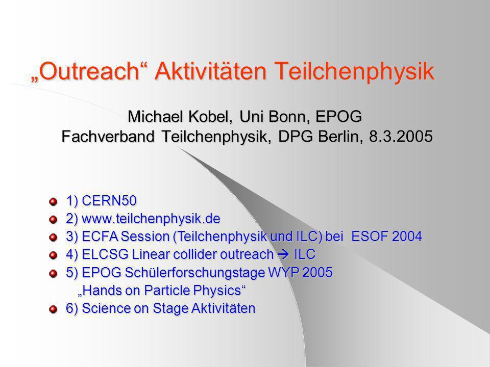 6) Science on Stage Deutschland e.V.
