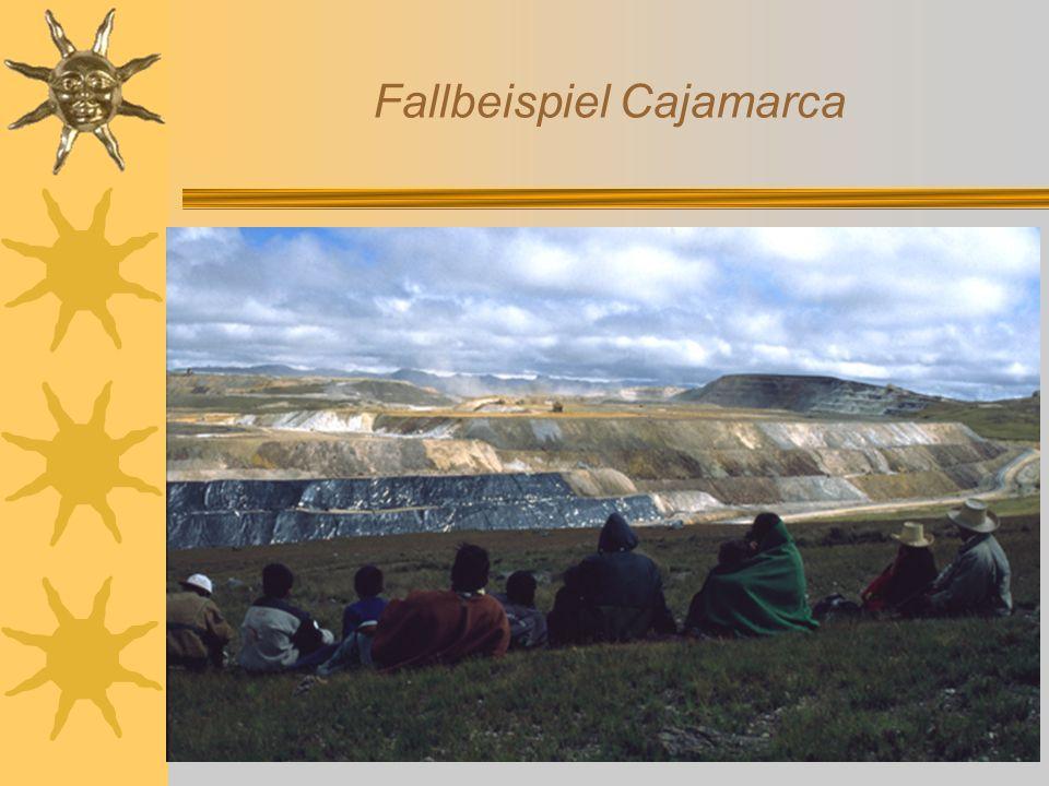 Fallbeispiel Cajamarca