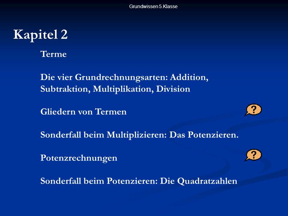 Grundwissen 5.KlasseLösungen - Kapitel 5 - Zu 1a) 17 a = 170000 cm 2 Zu 1b) 47a = 0,47 ha Zu 2a) 2 m 2 30 dm 2 56 cm 2 Zu 2b) 70 a 34 m 2 94 cm 2 4 mm 2 Zurück zum Kapitel 5Zurück zu den Aufgaben