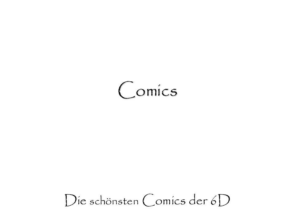 Comics Die schönsten Comics der 6D