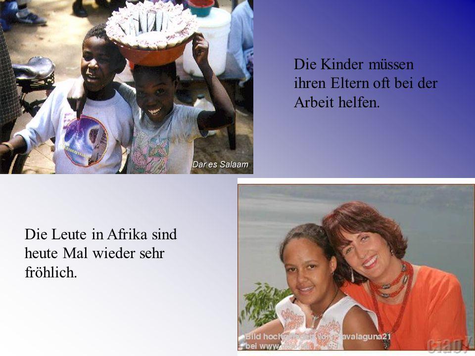 Was jeder der Menschen in Deutschland und auch in anderen Ländern wissen sollte: die hellhäutigen unterdrückten die dunkelhäutigen Menschen lange Zeit