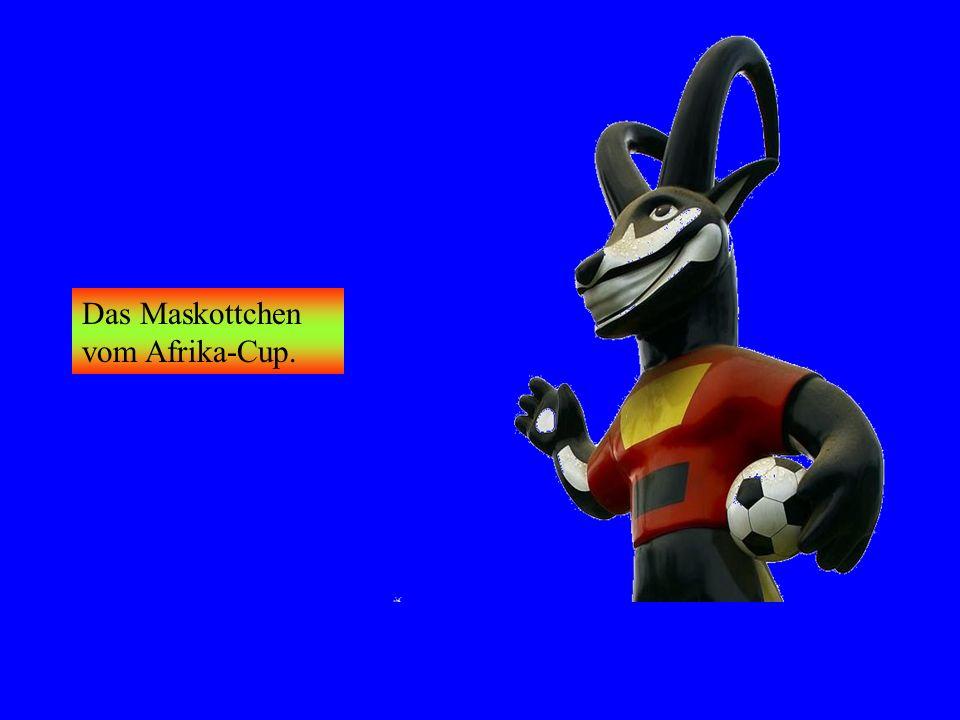 Die Fußball Afrikameisterschaft Der Fußball beim Afrika-Cup findet auf einem hohen Niveau statt.