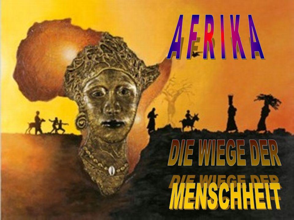 Die Menschen in Afrika tanzen sehr gerne zu Musik.