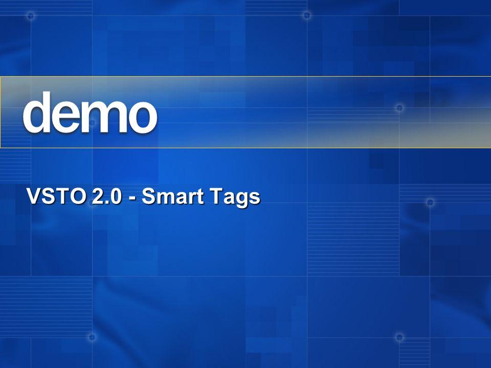 VSTO 2.0 - Smart Tags