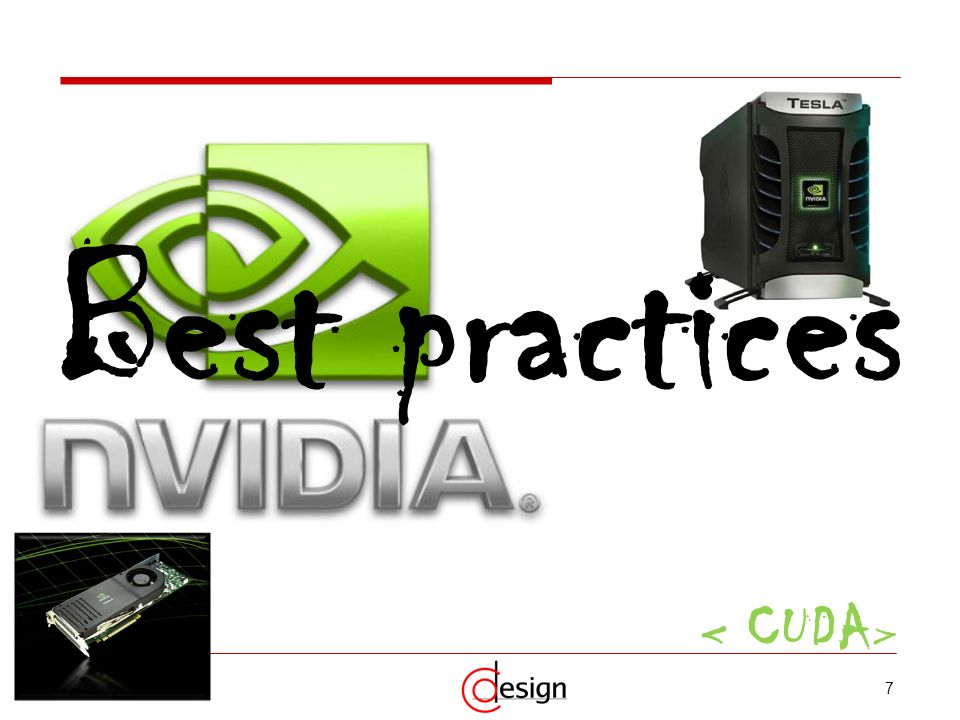 7 Best practices
