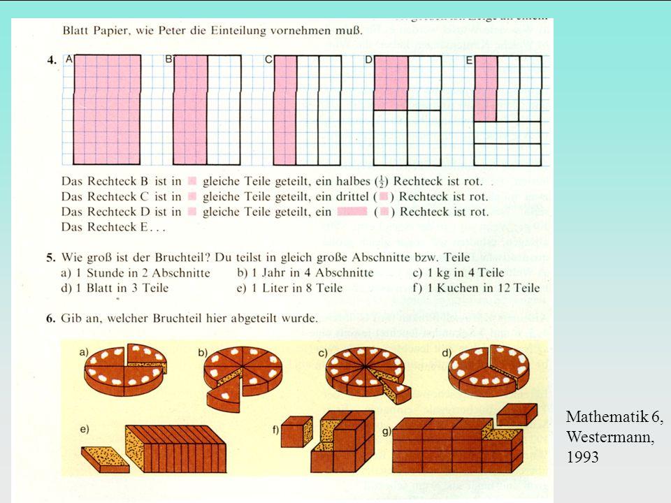 Mathematik 6, Westermann, 1993