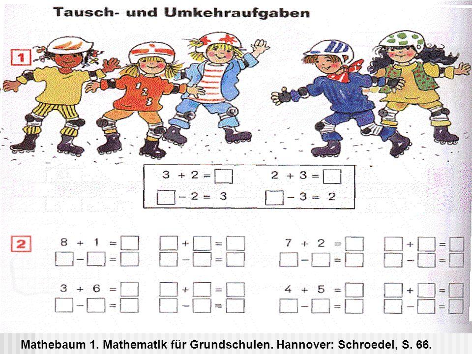 aus: Neues Mathematisches Arbeitsbuch 5, Diesterweg, 1989.