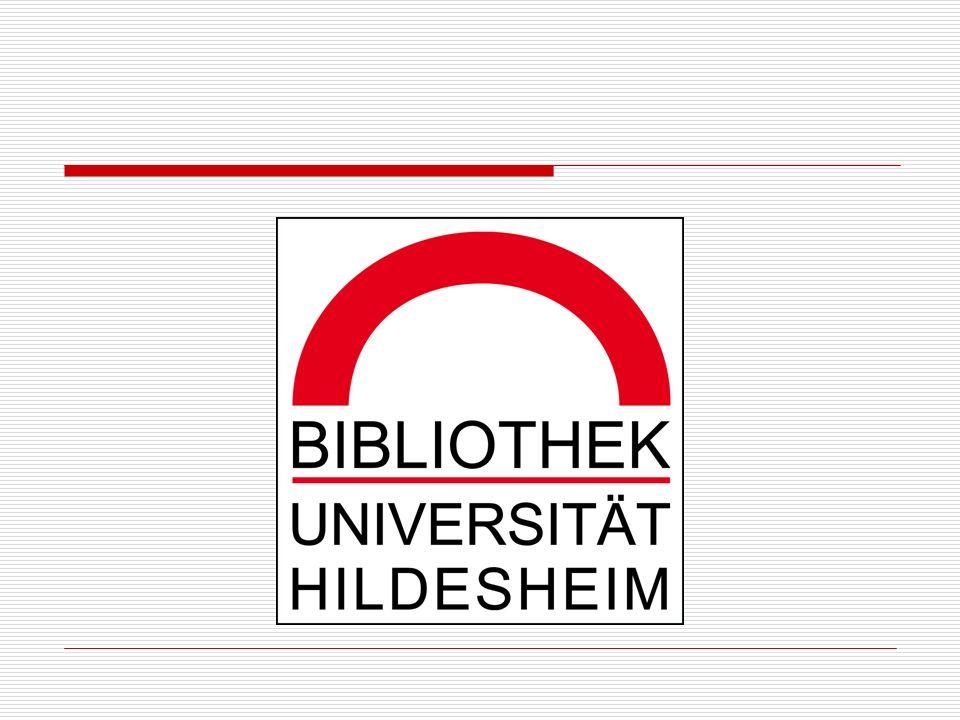 Orientierung in der Bibliothek Freihandbestand: EG + 1.