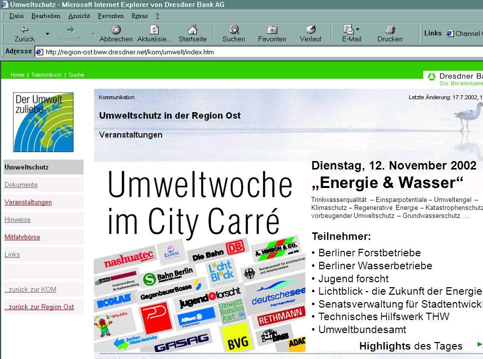 Donnerstag, 14.November 2002 Gesundheit Diätassistentin zu Gast Wie gesund ist unser Kasinoessen.