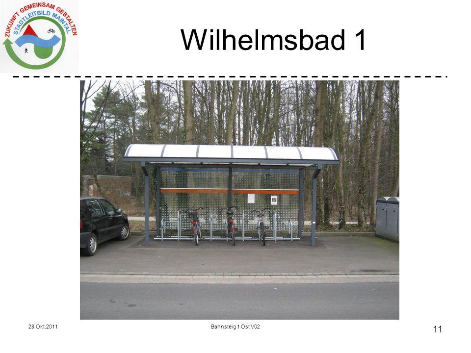28.Okt.2011Bahnsteig 1 Ost V02 11 Wilhelmsbad 1