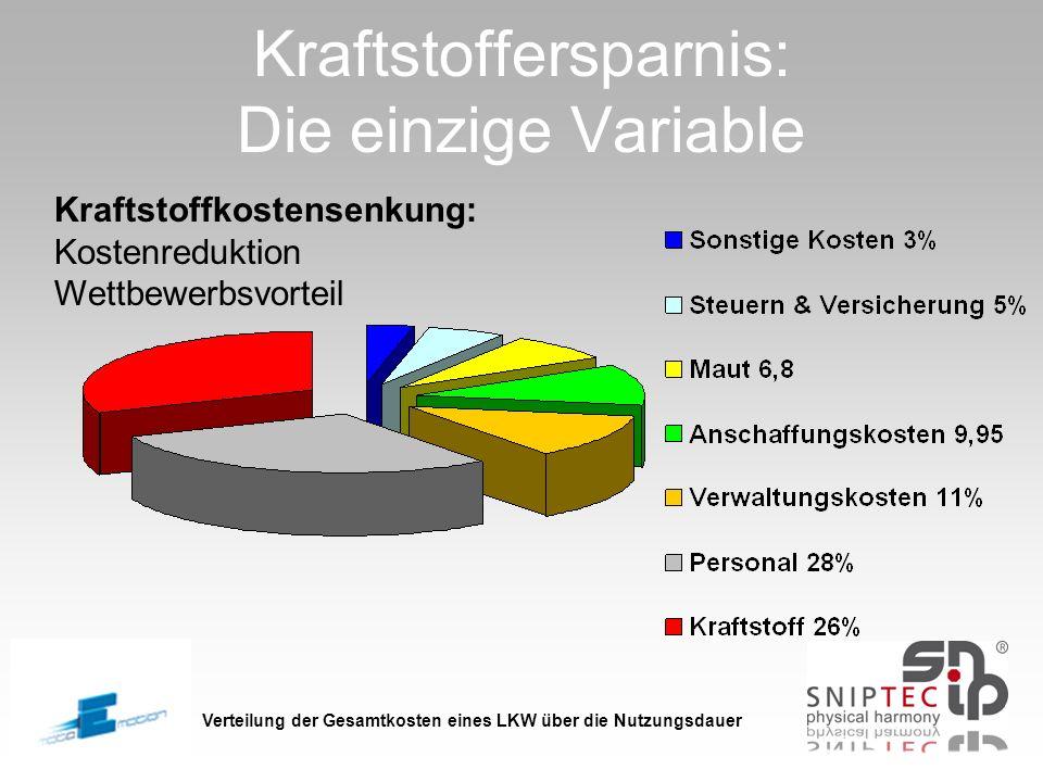 Systemlösung Sniptec Das gesnipte Drehmoment Sniptec-Drehmomentverlauf LKW
