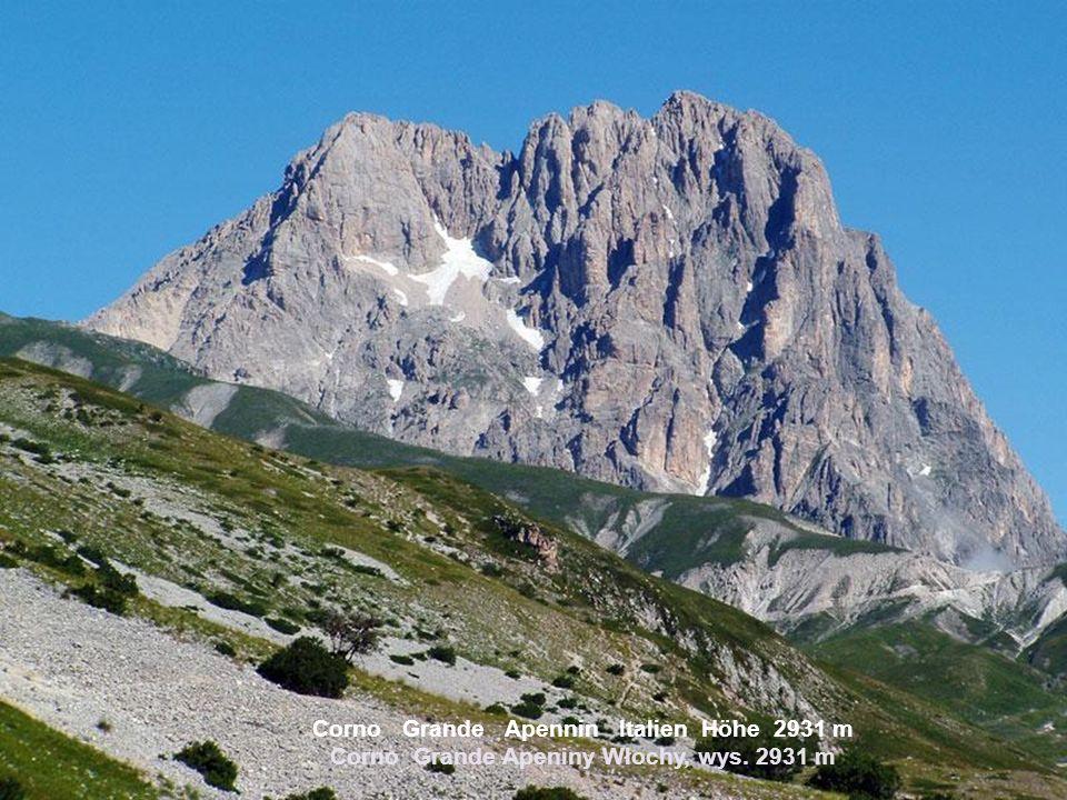 Marmolata Dolomiten Italien Höhe 3342 m Marmolada Dolomity Włochy, wys. 3342 m