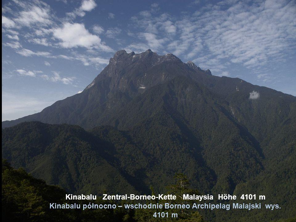 Hkakabo Razi Assam-Birma-Kette Tibet Höhe 5881 m Kagaboyazi Taung (ang. Hkakabo Razi) szczyt w Birmie, kilka kilometrów od granicy z Chinami., wys. 58