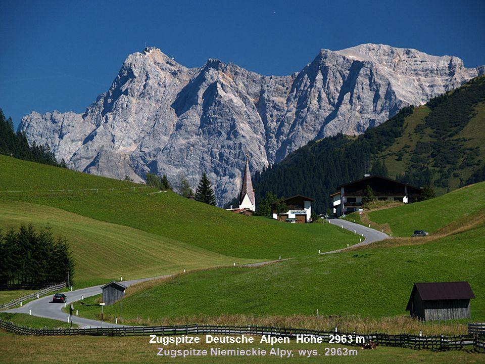 Karpaten Gerlachovsky Stit Tatra Slowakei Höhe 2655 m Karpaty Gerlach najwyższy szczyt Tatr i całych Karpat, położony na Słowacji, w bocznej grani Tat