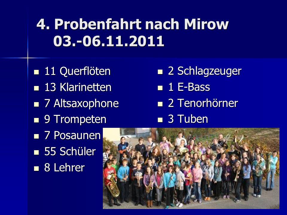 5.Neue Bläserklasse 2012/13 5.