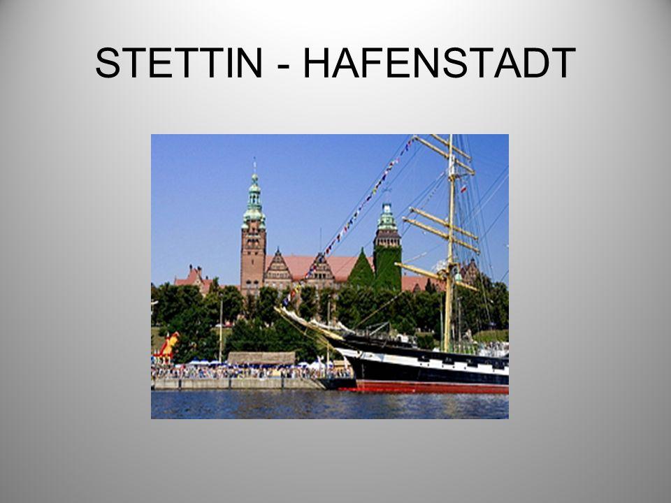 STETTIN - HAFENSTADT