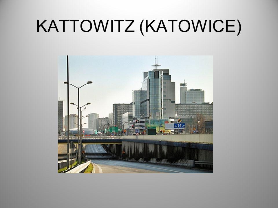 KATTOWITZ (KATOWICE)