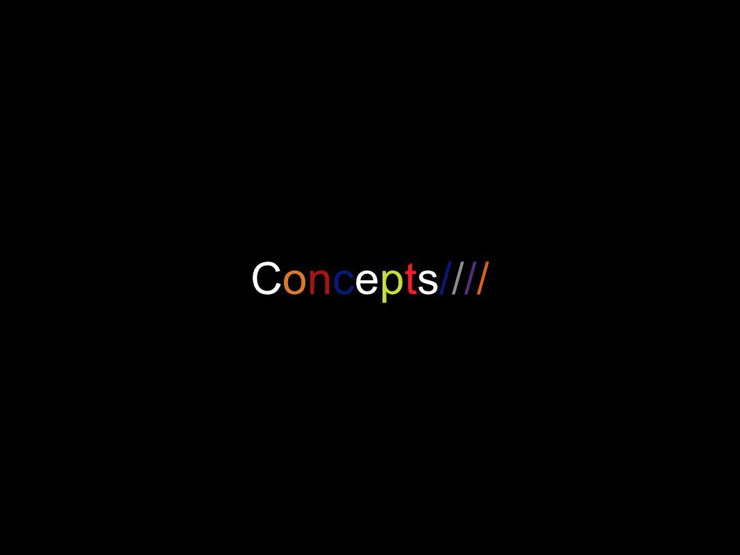 Concepts////Concepts////