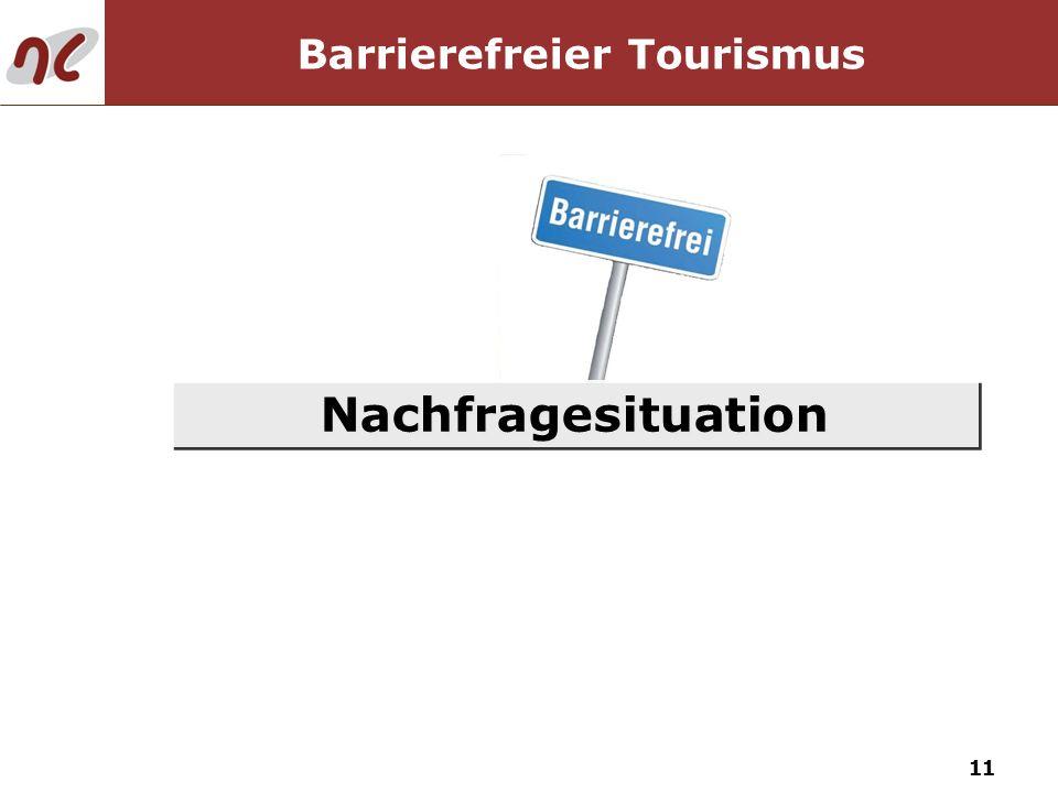 11 Nachfragesituation Barrierefreier Tourismus