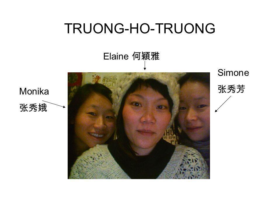 TRUONG-HO-TRUONG Monika Elaine Simone