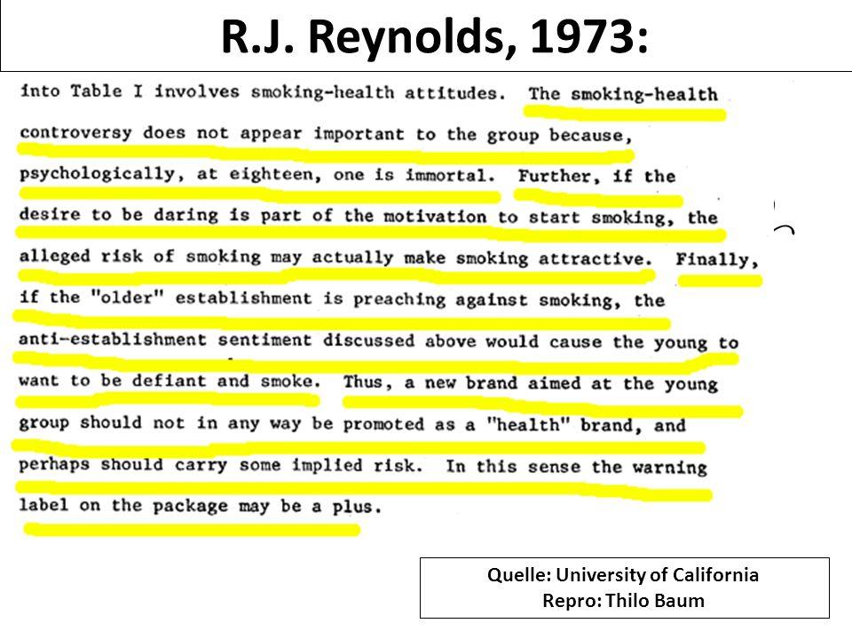 Nein. Wir werden nur für dumm verkauft. Die liebe Psychologie Sind Raucher verrückt.