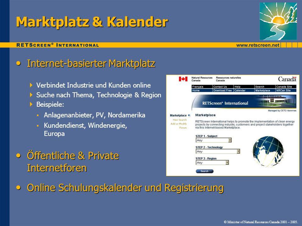 Internet-basierter Marktplatz Internet-basierter Marktplatz Verbindet Industrie und Kunden online Suche nach Thema, Technologie & Region Beispiele: An