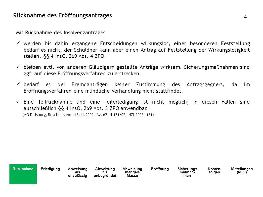 Eröffnungsvoraussetzungen: Zulässigkeit: Deutsche Gerichtsbarkeit über den Schuldner (§§ 18 bis 20 GVG).