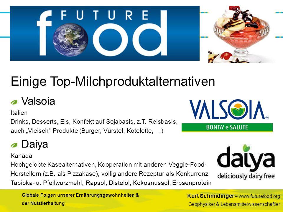 Kurt Schmidinger – www.futurefood.org Geophysiker & Lebensmittelwissenschaftler Globale Folgen unserer Ernährungsgewohnheiten & der Nutztierhaltung Ei