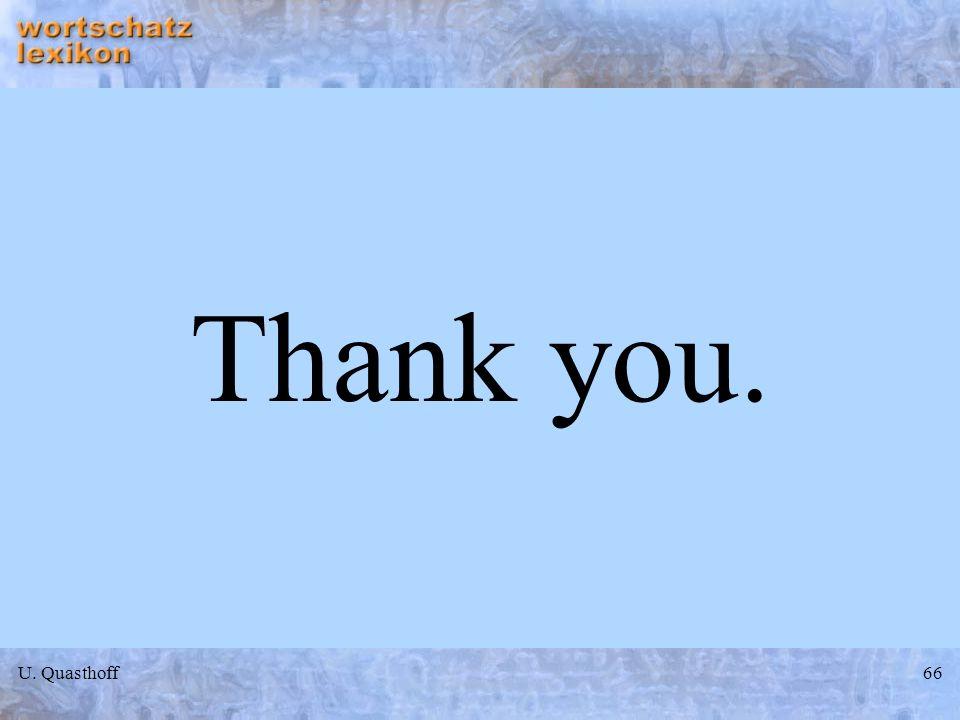 U. Quasthoff66 Thank you.
