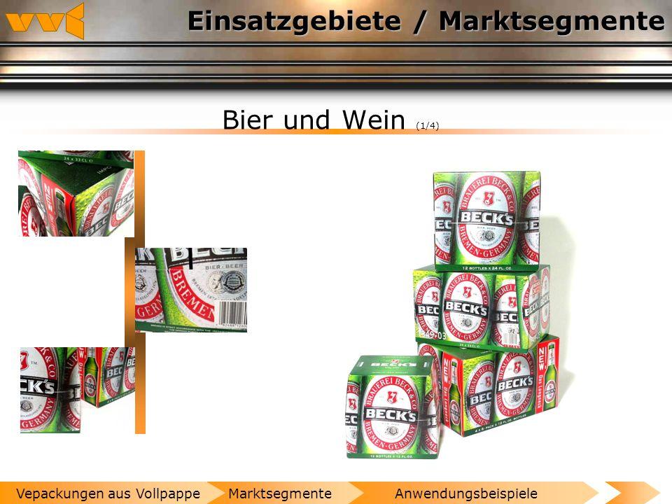 Einsatzgebiete / Marktsegmente Joghurt (2/2) AnwendungsbeispieleMarktsegmenteVepackungen aus Vollpappe