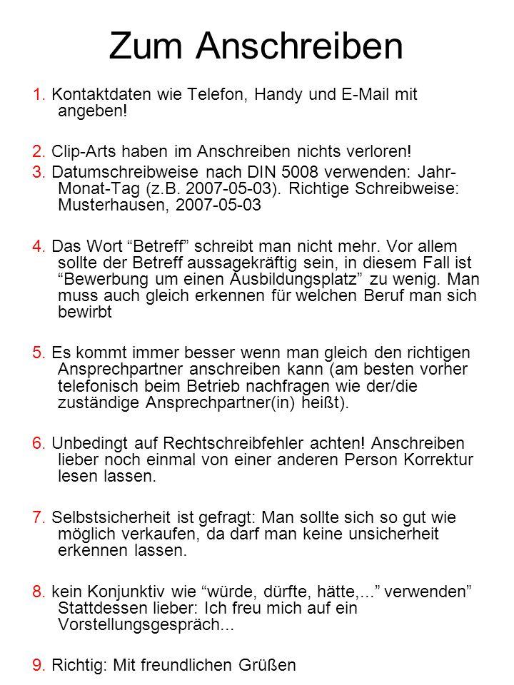 Anschreiben Muster Max Mustermann Musterstr.