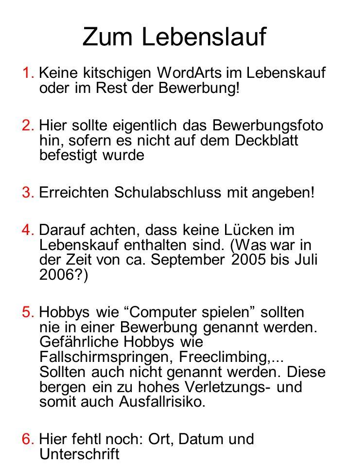 Lebenslauf Muster Persönliche Daten: Vor und Zuname: Max Mustermann Geburtstag: 26.05.1986 Geburtsort: Muster Wohnort: Musterstr.